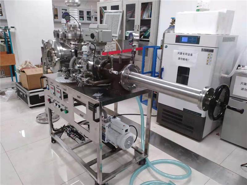 竞博注册交通大学等离子体工程技术中心放电试验腔体