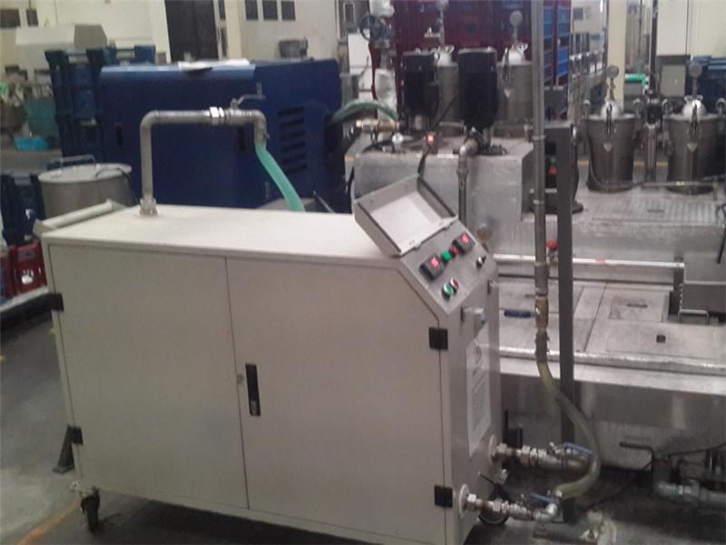 陕西法士特齿轮自动切削液混配装置应用