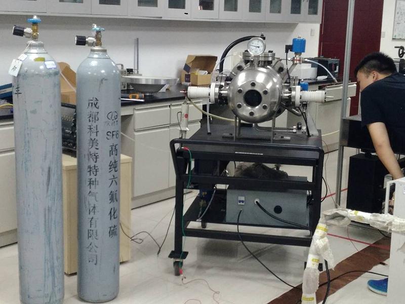 浙江电力科学研究院放电捕获装置