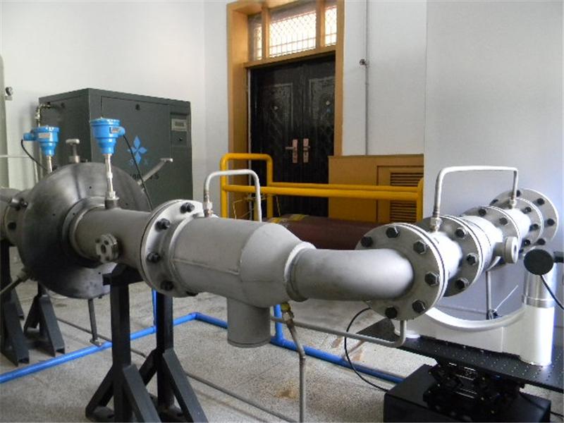 某兵器工业研究所燃烧试验系统