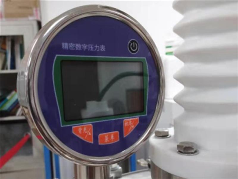 试验仪器超高精度压力测量