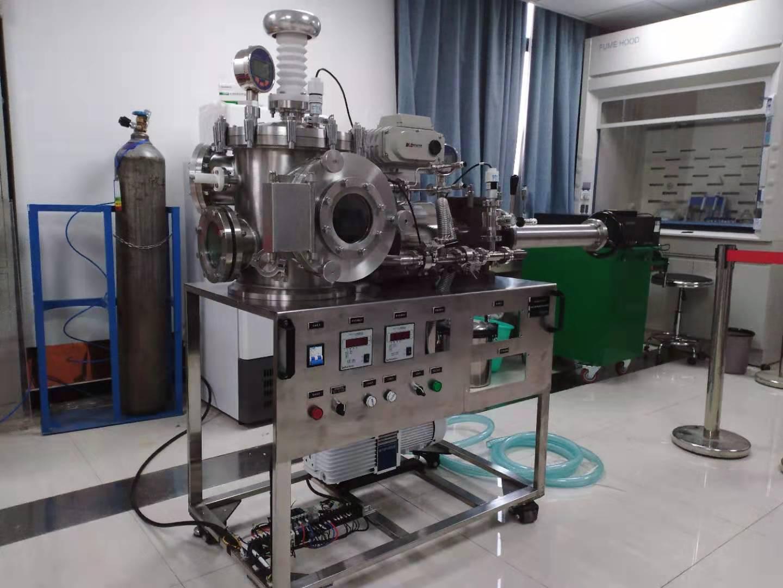 等离子体材料表面改性试验装置