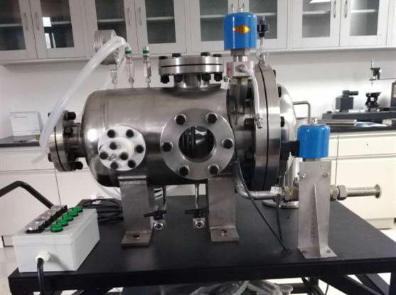 SF6放电气体微量成分捕获装置